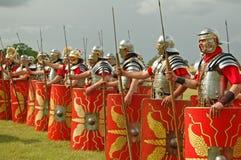 Exército romano Imagens de Stock