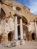 Ex-church of St Ignatius of Loyola, Mazara del Vallo, Sicily, Italy Royalty Free Stock Photo