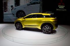 Ex-concept de Mitsubishi à Genève 2016 Photo stock