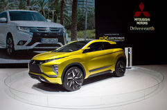 Ex-concept de Mitsubishi à Genève 2016 Photographie stock libre de droits