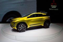 Ex-concept de Mitsubishi à Genève 2016 Photographie stock