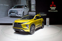 Ex-concept de Mitsubishi à Genève 2016 Image libre de droits