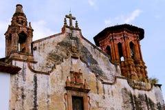 Ex-convento de San Agustin no patzcuaro II Imagens de Stock Royalty Free