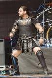 Ex Deo sur Metalfest 2013 Images libres de droits
