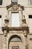 Ex dogana palace. Molfetta. Puglia. Italy. Stock Photos