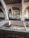 ex Florio, Favignana, Sicily, Włochy Zdjęcia Stock
