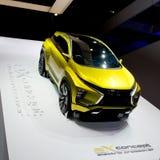 EX Konzept Mitsubishis in Genf 2017 Lizenzfreies Stockfoto