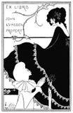 Ex Libris John Lumsden Propert Royalty Free Stock Photo
