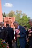 Ex-président Petru Lucinschi Image libre de droits