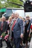 Ex-président Vladimir Voronin Image libre de droits