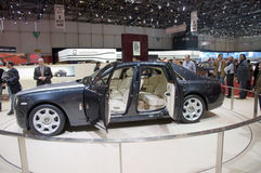 EX Rolls-Royce 200 Stock Afbeeldingen
