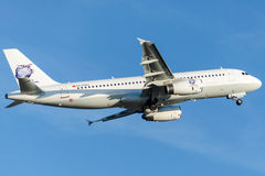 EX-32004 S Group International, Airbus A320-231 Stock Photo