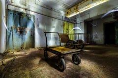 Ex Soviet cold war bunker. Stock Photos