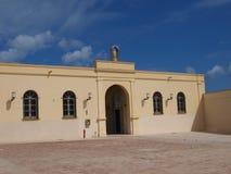 Ex-Stabilimento Florio, Favignana, Sicilia, Italia Imagen de archivo libre de regalías