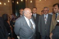 Ex-Turkish President Suleyman Demirel Royalty Free Stock Image