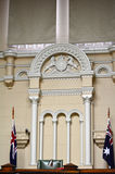 Ex ufficio del giudice di pace di Melbourne Fotografie Stock