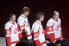 Ex-Wings Royalty Free Stock Images
