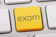 exam Imagens de Stock