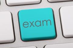 exam Foto de Stock Royalty Free