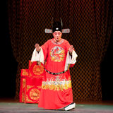 Exam champion-Jiangxi opera� Breeze Pavilion Stock Photos