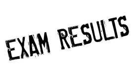 Exam Results rubber stamp Royalty Free Stock Image