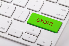 EXAM Royalty Free Stock Images