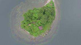 Examen d'air de l'île de Papenberg clips vidéos