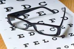 Examen d'oeil images stock