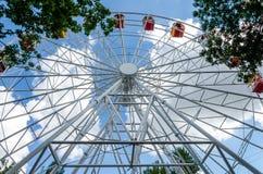 Examen de roue attraction Photos stock
