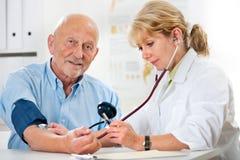 Examen médical Photos libres de droits