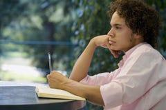 Examens d'été Images libres de droits