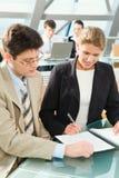 Examination Stock Image