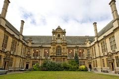Examination Schools. Oxford, England Stock Photography