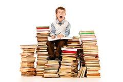Examination stress Royalty Free Stock Images