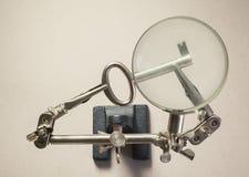 Examine the Key Stock Photography