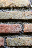 example of ancient Roman masonry Stock Images