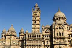 Example of richly decorated Indian architecture Stock Image