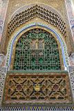 Examples of Moroccan architecture Royalty Free Stock Photo
