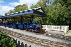 Exbury Steam Railway Stock Images