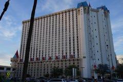 Excalibur旅馆&赌博娱乐场1 库存照片