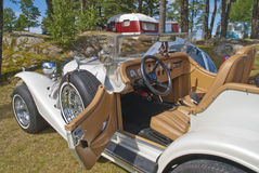 Excalibur (αυτοκίνητο) Στοκ εικόνες με δικαίωμα ελεύθερης χρήσης