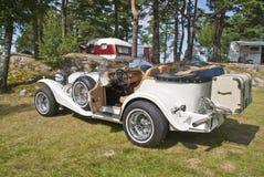 Excalibur (automóvil) Foto de archivo libre de regalías