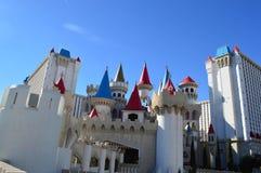 Excalibur Casino Las Vegas Stock Photo
