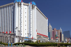 Excalibur Hotel & Casino Royalty Free Stock Images