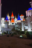 Excalibur hotel and casino Stock Photo