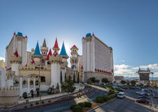 Excalibur Hotel and Casino - Las Vegas, Nevada, USA