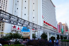 Excalibur Hotel & Casino 43. Excalibur offers everything you expect from a Las Vegas casino, with an extra dose of fun and friendliness. At the castle, you stock photo