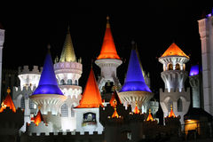 Excalibur Hotel Towers Las Vegas
