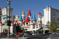 Excalibur Las Vegas Stock Image