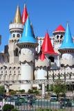 Excalibur Las Vegas Royalty Free Stock Image